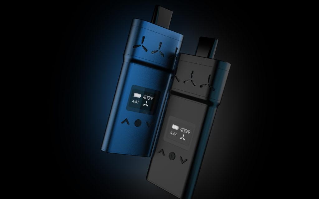 best weed vaporizer AIRVAPE X