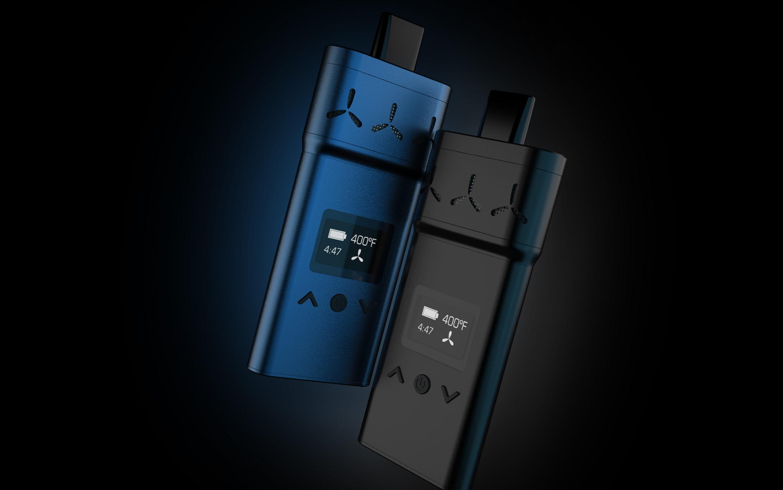 best weed vaporizer AIRVAPE XS